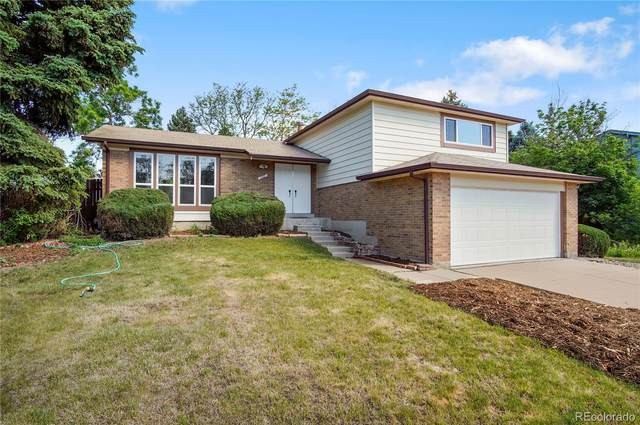 7189 S Franklin Way, Centennial, CO 80122 (#9299240) :: The Griffith Home Team