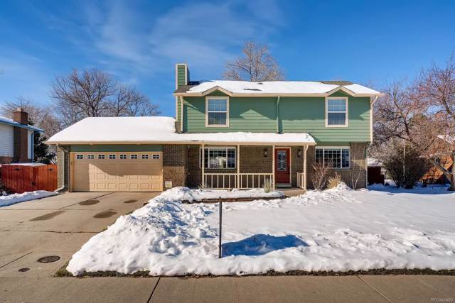 2161 S Flower Street, Lakewood, CO 80227 (#9299256) :: The HomeSmiths Team - Keller Williams