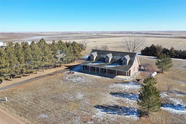 90 County Road 55, Keenesburg, CO 80643 (MLS #9299566) :: 8z Real Estate