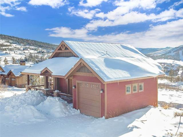 1435 Lone Eagle Drive, Granby, CO 80446 (#9300030) :: The Peak Properties Group