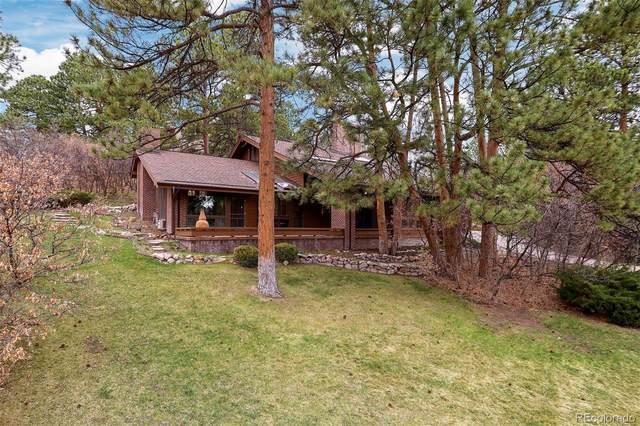 37 Castle Pines Drive, Castle Rock, CO 80108 (#9300078) :: The Healey Group