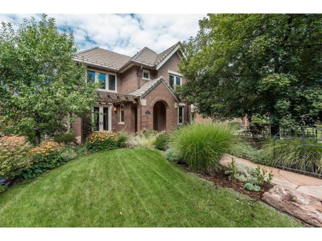 1055 S Columbine Street, Denver, CO 80209 (MLS #9300229) :: 8z Real Estate