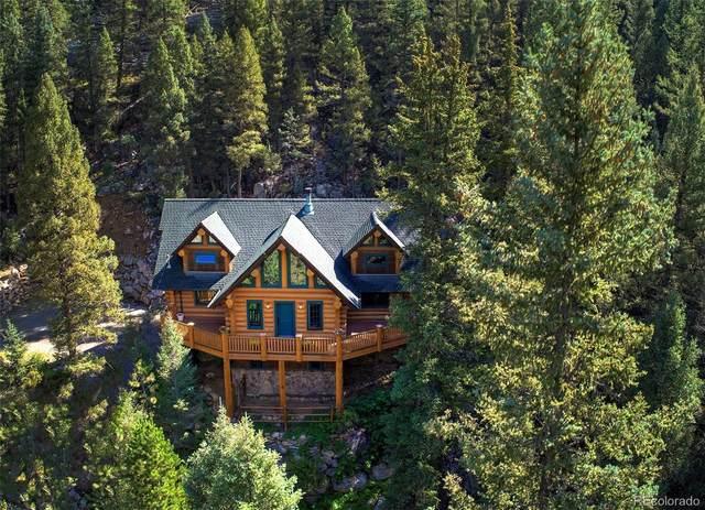 14662 S Elk Creek Road, Pine, CO 80470 (#9300245) :: Own-Sweethome Team