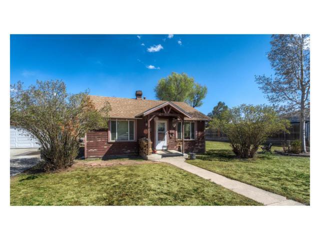 1112 Verbena Street, Denver, CO 80220 (MLS #9300515) :: 8z Real Estate