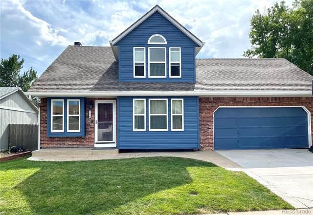 9556 W Nichols Place, Littleton, CO 80128 (#9300537) :: The HomeSmiths Team - Keller Williams