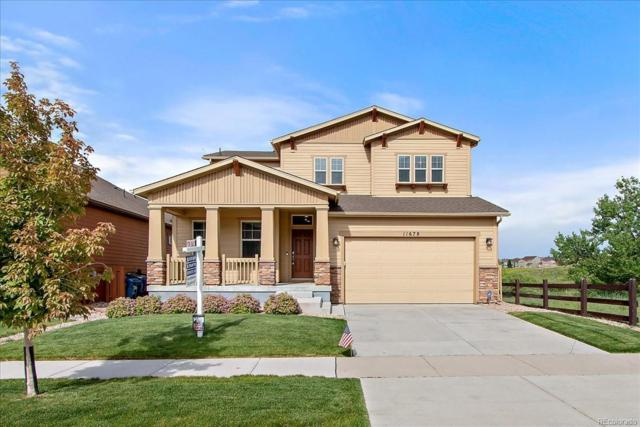11678 Jutland Street, Parker, CO 80134 (#9301234) :: HomePopper
