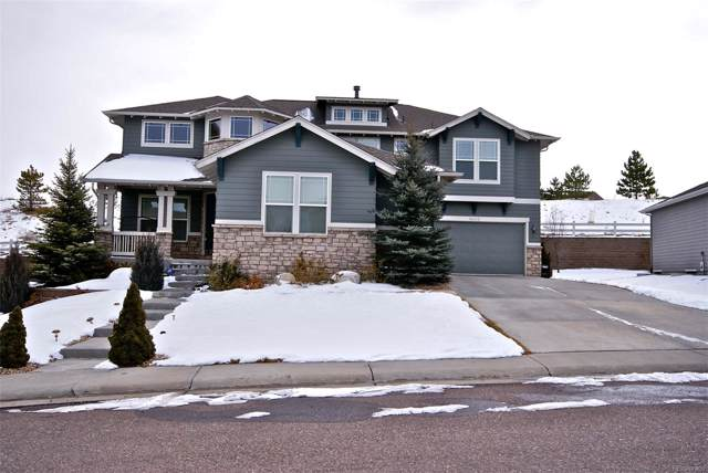 8406 Winter Berry Drive, Castle Pines, CO 80108 (MLS #9301305) :: 8z Real Estate