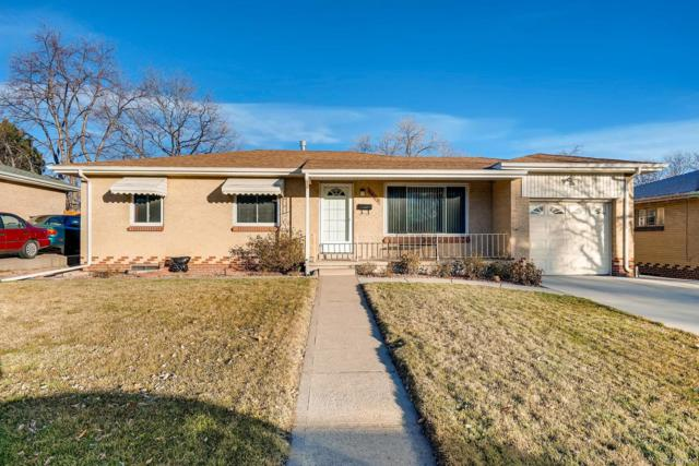 1460 S Ingalls Street, Lakewood, CO 80232 (#9301468) :: Sellstate Realty Pros