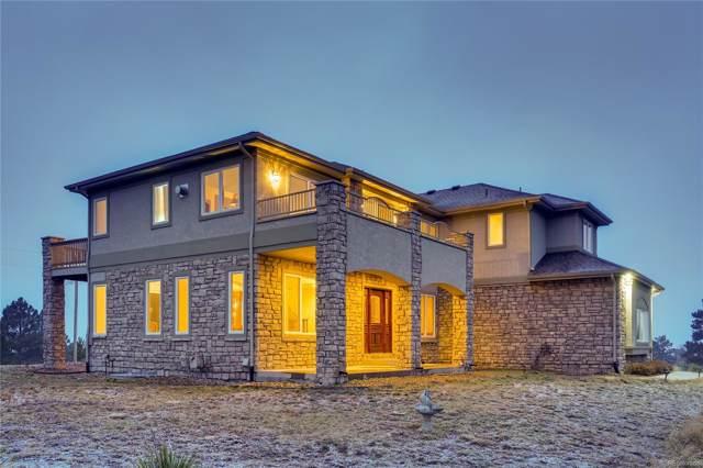 6939 Village Road, Parker, CO 80134 (#9301628) :: Colorado Home Finder Realty