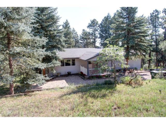 6626 High Drive, Morrison, CO 80465 (MLS #9301827) :: 8z Real Estate