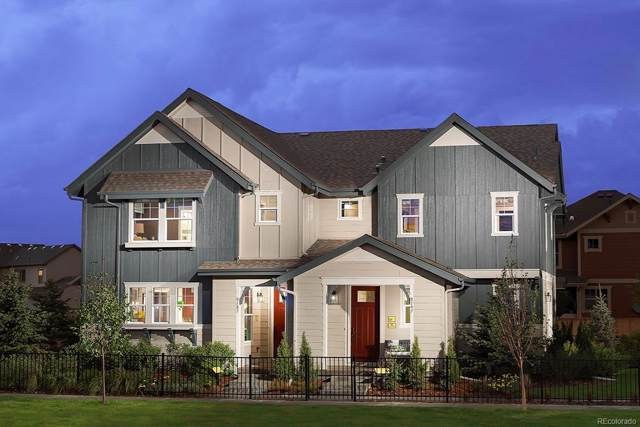 5715 N Hanover Street, Denver, CO 80238 (MLS #9302390) :: 8z Real Estate
