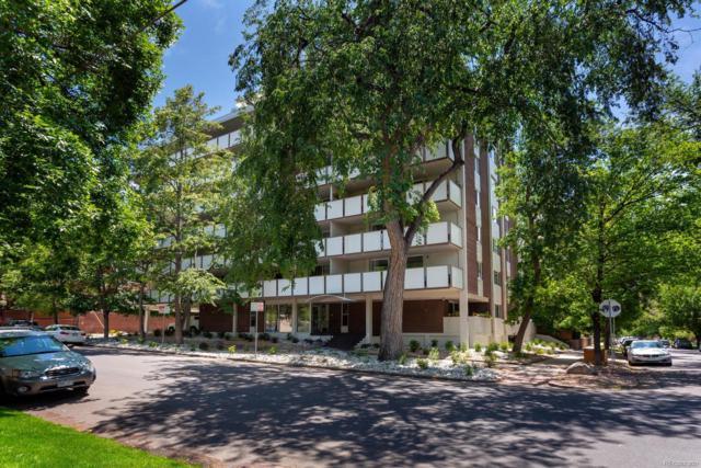 1090 N Lafayette Street #201, Denver, CO 80218 (MLS #9302891) :: 8z Real Estate