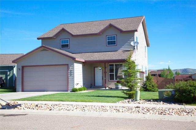 332 Little Bend Road, Hayden, CO 81639 (MLS #9303022) :: Kittle Real Estate