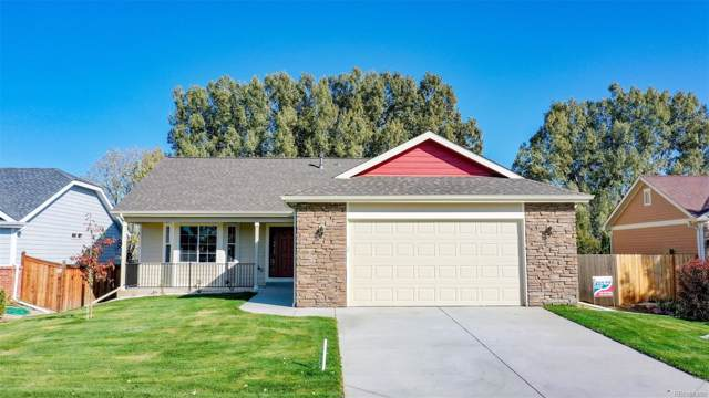 407 Windgate Court, Johnstown, CO 80534 (#9303456) :: The Brokerage Group