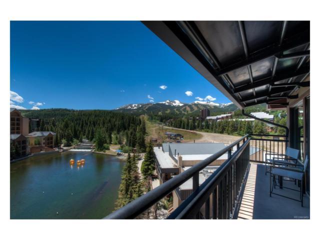 655 S Park Avenue #501, Breckenridge, CO 80424 (MLS #9303482) :: 8z Real Estate