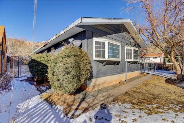 103 Bear Creek Lane, Morrison, CO 80465 (#9303847) :: Sultan Newman Group