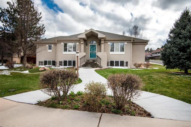 10426 E Powers Place, Greenwood Village, CO 80111 (#9304227) :: The HomeSmiths Team - Keller Williams