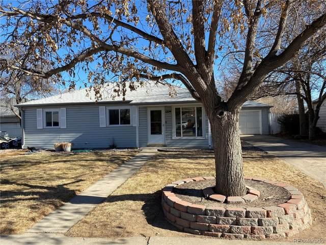 1224 Xapary Street, Aurora, CO 80011 (MLS #9304741) :: Kittle Real Estate