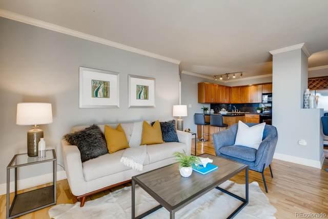 601 W 11th Avenue #807, Denver, CO 80204 (MLS #9304795) :: 8z Real Estate