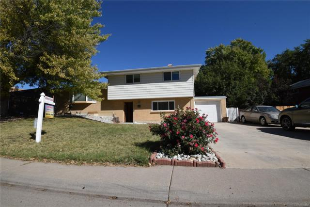 511 E Panama Drive, Centennial, CO 80121 (MLS #9304913) :: 8z Real Estate
