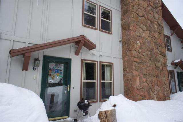100 Hideaway Drive #6, Winter Park, CO 80482 (#9306022) :: The DeGrood Team