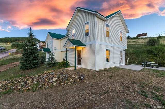 614 Lode Avenue, Cripple Creek, CO 80813 (MLS #9306086) :: 8z Real Estate