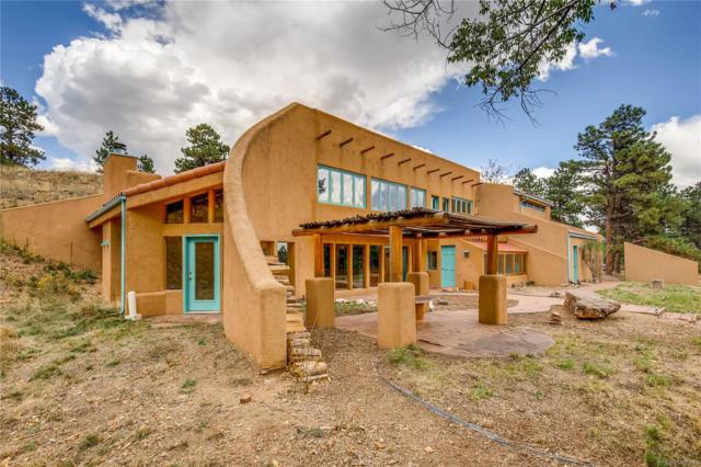 1053 Red Moon Road, Evergreen, CO 80439 (MLS #9306530) :: 8z Real Estate