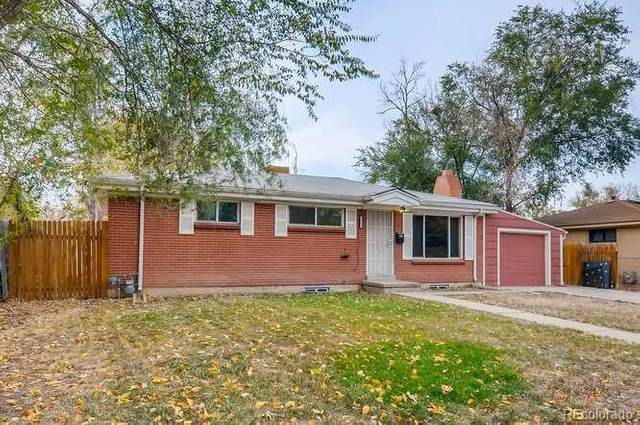 2739 Xanadu Street, Aurora, CO 80011 (MLS #9306596) :: Neuhaus Real Estate, Inc.
