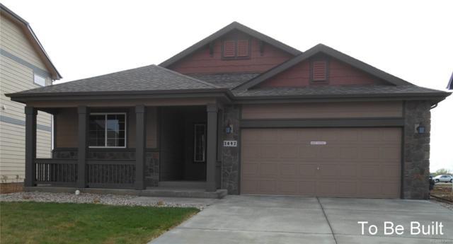 348 Mt. Bross Avenue, Severance, CO 80550 (#9306647) :: The Peak Properties Group