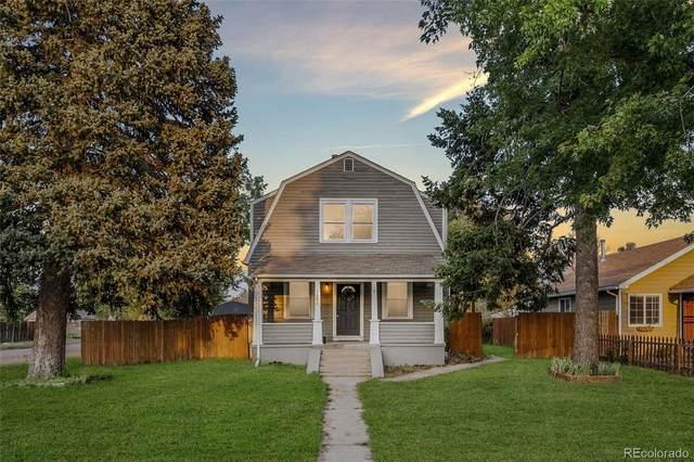 1690 Spruce Street, Denver, CO 80220 (#9306771) :: Own-Sweethome Team