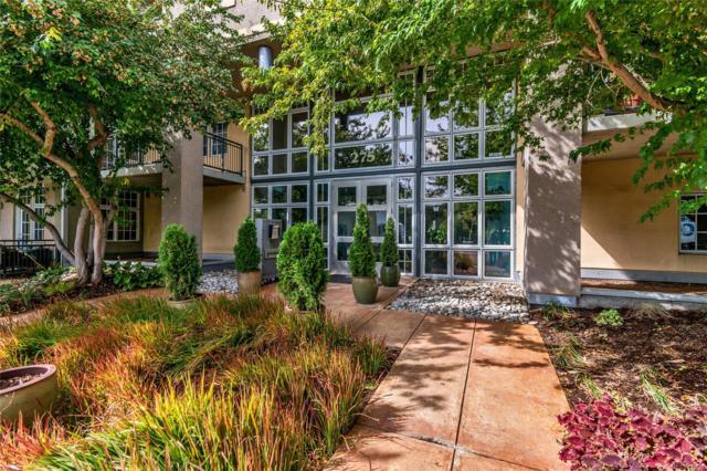 275 S Harrison Street #307, Denver, CO 80209 (#9306849) :: The Peak Properties Group