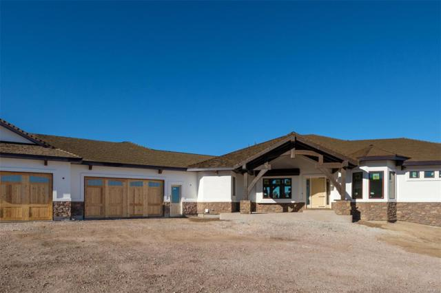 3780 Ranch Hand Lane, Castle Rock, CO 80104 (#9306875) :: The Sold By Simmons Team