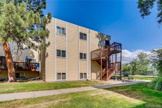 9380 W 49th Avenue #106, Wheat Ridge, CO 80033 (#9307068) :: Wisdom Real Estate