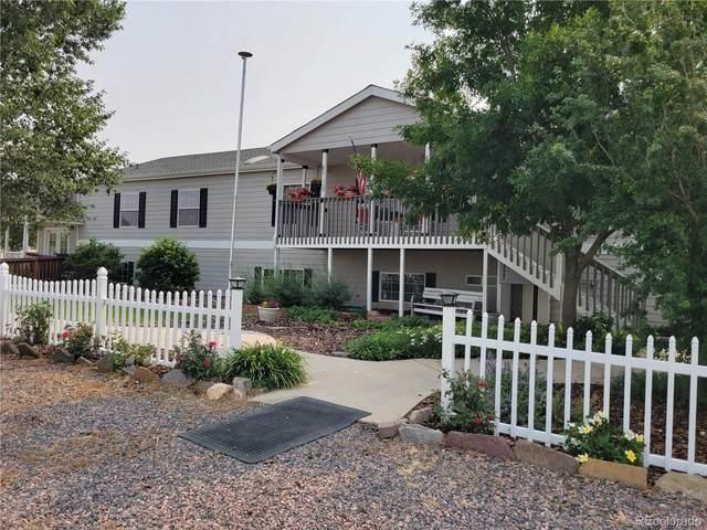 108 N Sherman Street, Byers, CO 80103 (MLS #9307105) :: Find Colorado