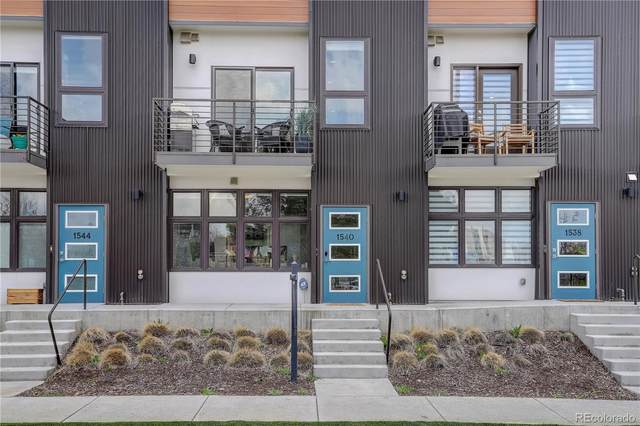 1540 Irving Street, Denver, CO 80204 (MLS #9307258) :: 8z Real Estate