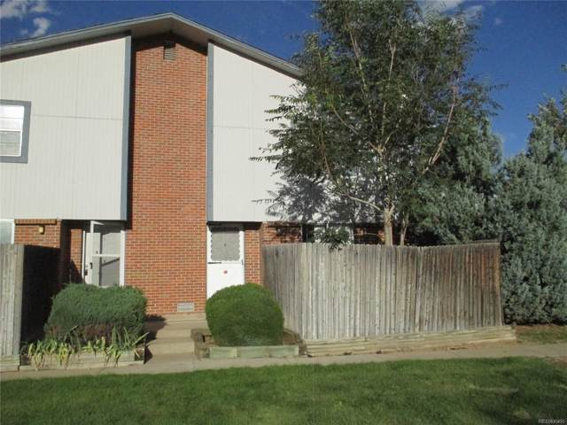 13 Nome Way B, Aurora, CO 80012 (MLS #9307290) :: 8z Real Estate