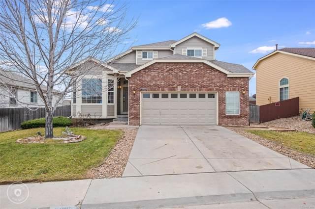 5316 E 115th Avenue, Thornton, CO 80233 (#9307369) :: Real Estate Professionals