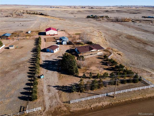 13712 N County Road 7, Wellington, CO 80549 (#9308148) :: The Harling Team @ Homesmart Realty Group
