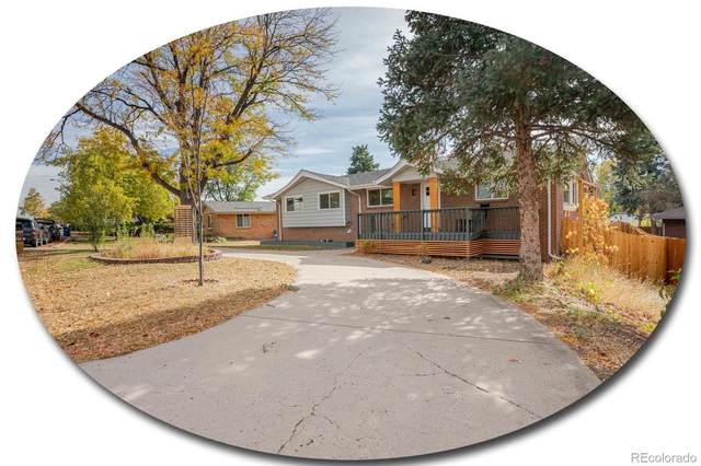 10370 W 18th Place, Lakewood, CO 80215 (MLS #9308244) :: The Sam Biller Home Team