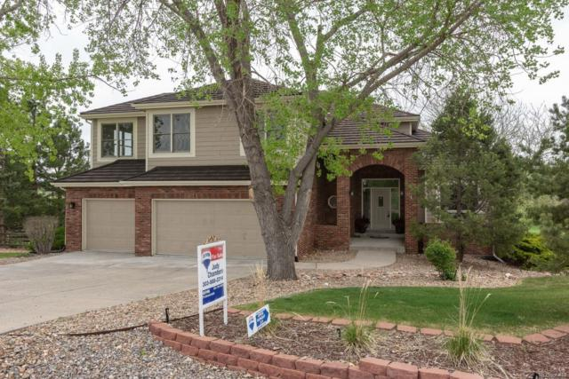 7245 S Chapparal Circle, Centennial, CO 80016 (#9308301) :: The DeGrood Team