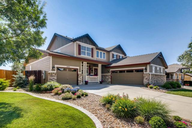 11912 S Hitching Post Trail, Parker, CO 80134 (#9308422) :: The DeGrood Team