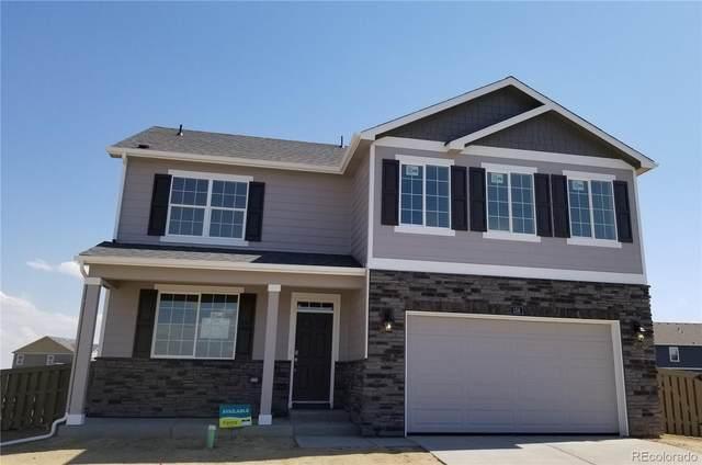 158 Hidden Lake Drive, Severance, CO 80550 (#9308564) :: West + Main Homes