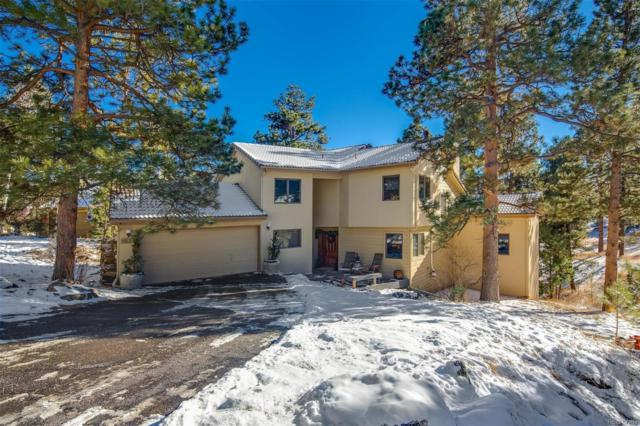1525 Tamarac Drive, Golden, CO 80401 (#9309004) :: 5281 Exclusive Homes Realty