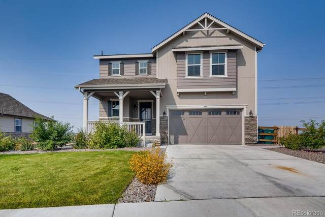 7719 S De Gaulle Court, Aurora, CO 80016 (#9309135) :: James Crocker Team