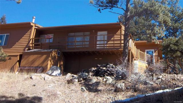 1135 County Road 72, Bailey, CO 80421 (MLS #9309733) :: 8z Real Estate