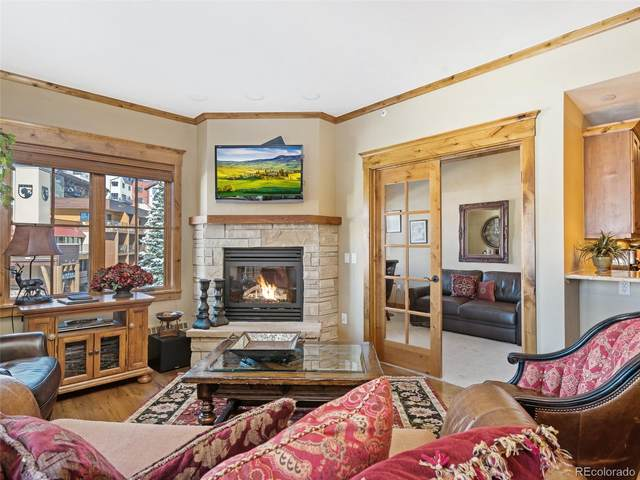 2525 Village Drive 4D, Steamboat Springs, CO 80487 (#9310262) :: The Griffith Home Team