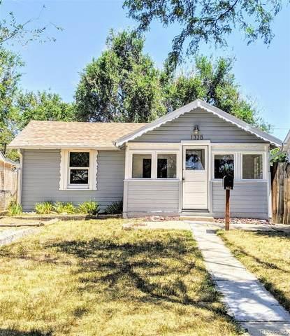 1338 Iola Street, Aurora, CO 80010 (MLS #9310374) :: 8z Real Estate