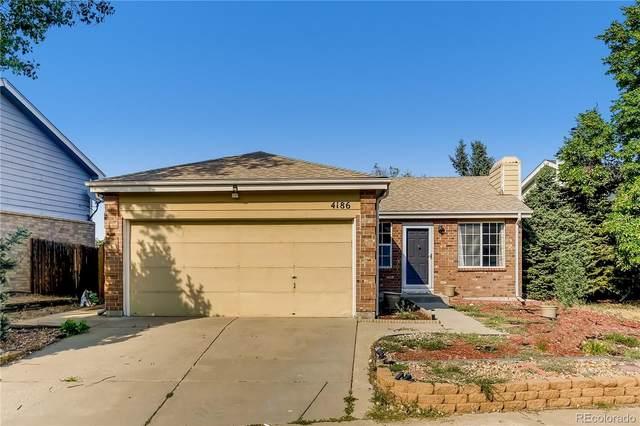 4186 S Lewiston Circle, Aurora, CO 80013 (MLS #9310548) :: 8z Real Estate