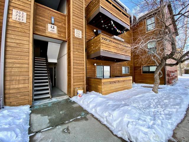 429 Wright Street #104, Lakewood, CO 80228 (#9310607) :: The Peak Properties Group