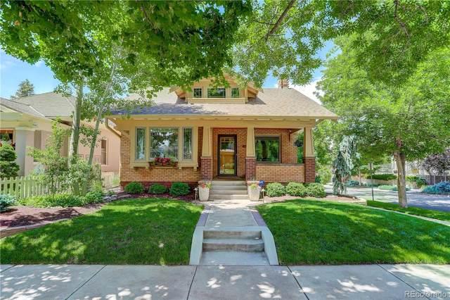 1003 S Corona Street, Denver, CO 80209 (MLS #9310730) :: Stephanie Kolesar